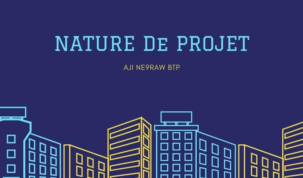 Nature de projet