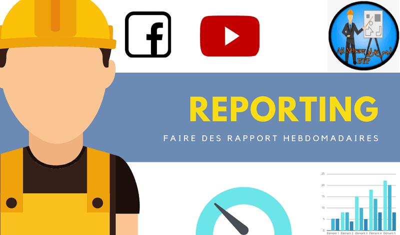 rapport de projet Batiment et travaux publics